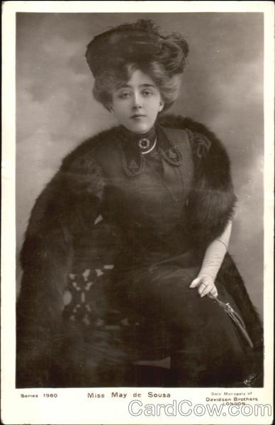 May De Sousa