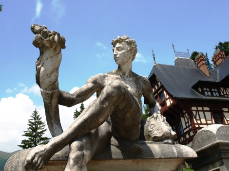grup statuar 0 peles