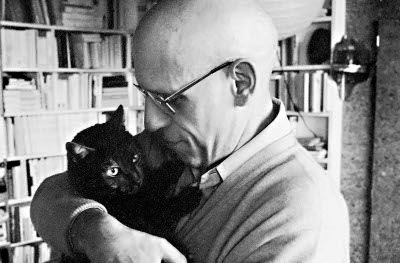 michel foucault and cat named insanity z